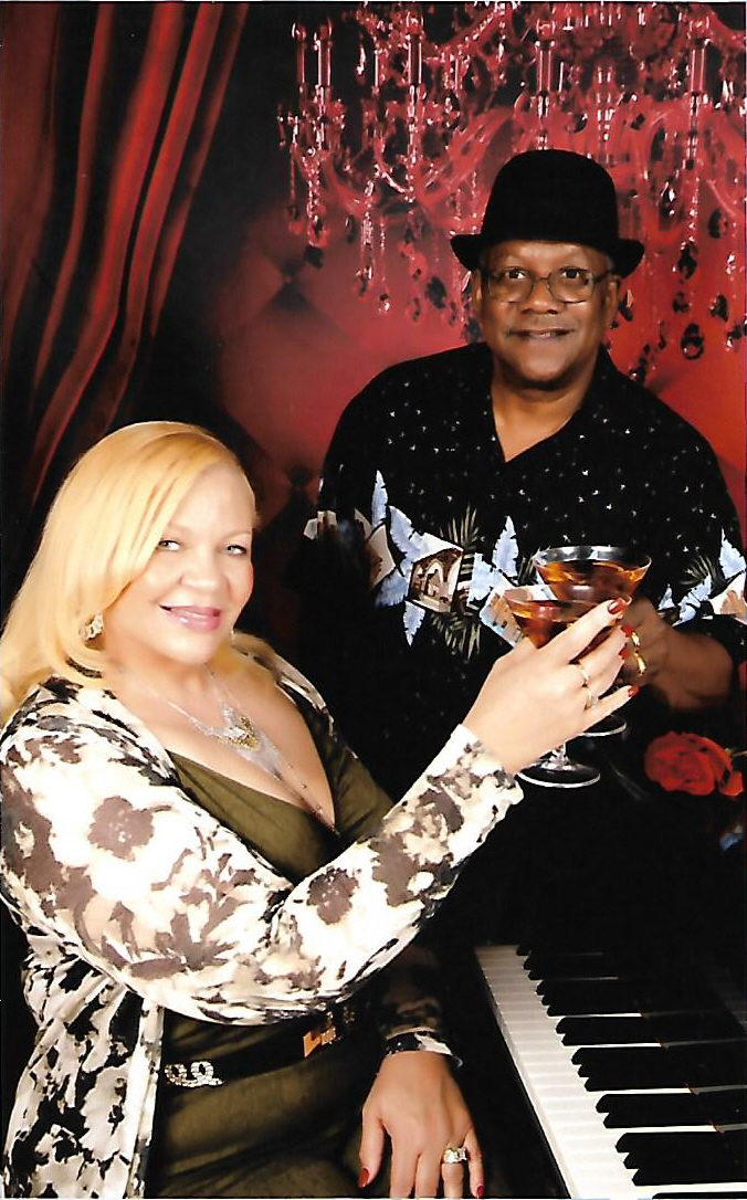 Glenn and Datai Davis 2015